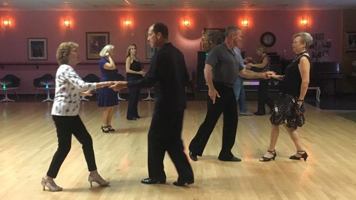 Modern Steps Dance Class