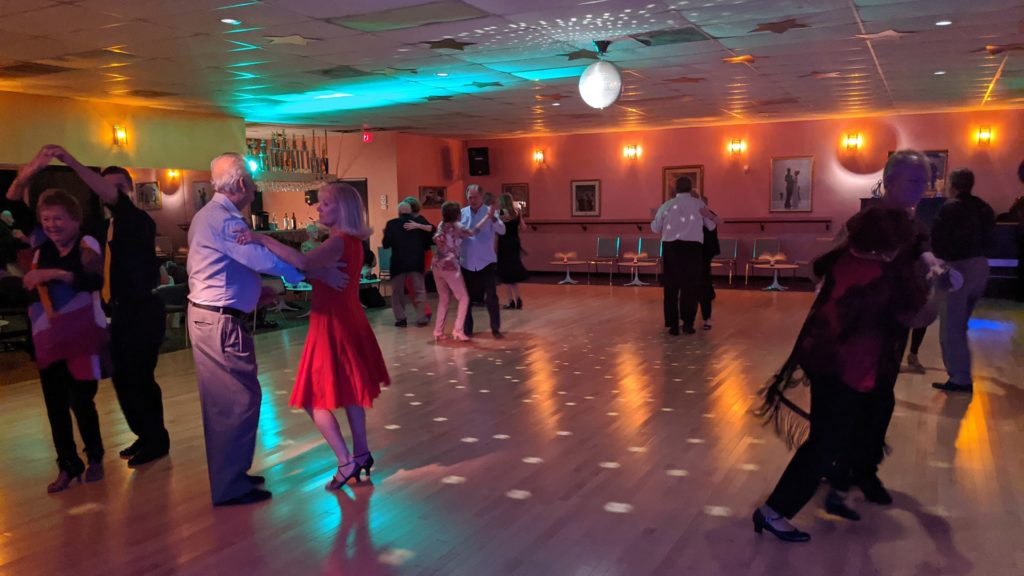 Modern Steps Social Dance Night