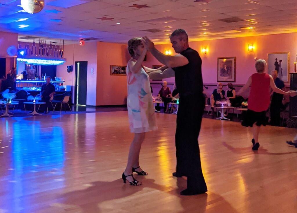 Evins McCord - Modern Steps School of Dance
